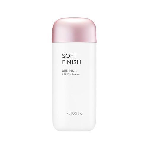 Kem Chống Nắng Missha All-Around Safe Block Soft Finish Sun Milk SPF 50+/PA+++ 70ml