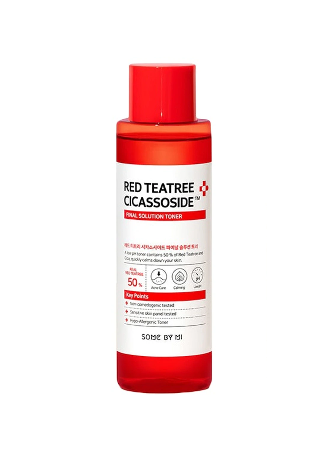 Some By Mi Red Teatree Cicassoside Toner